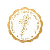 American Dental Board of Anesthesiology