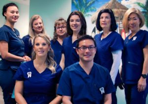 pediatric dental staff