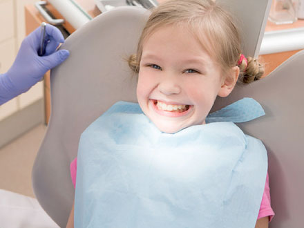 safe dental care for kids