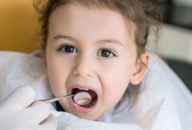 restorative dental care for kids