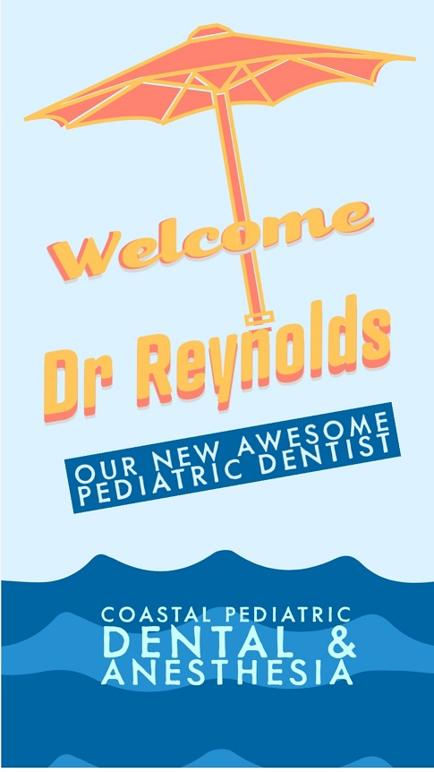 Introducing Dr Reynolds Our Pediatric Dentist |