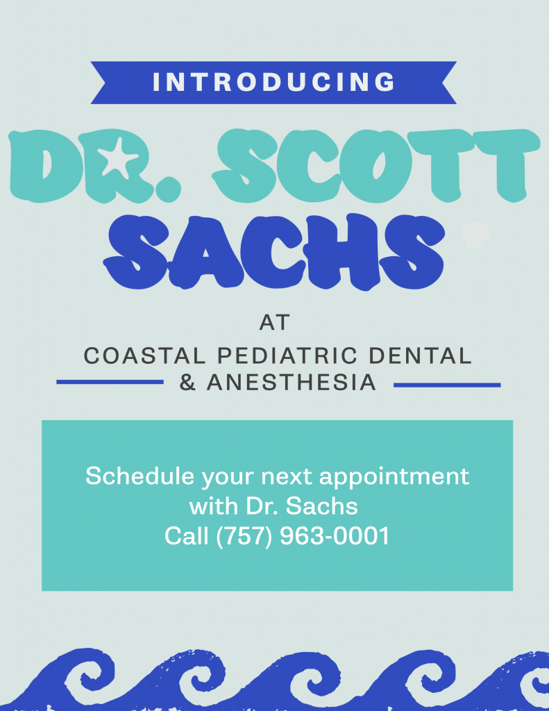 Welcome Dr Scott Sachs